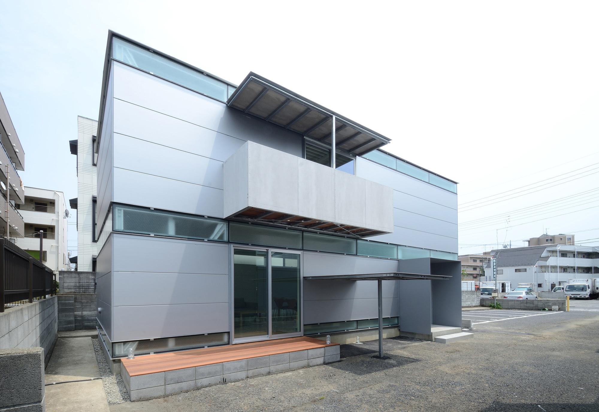 HOUSE #01 | Boundary House / Niji Architects, © Masafumi Harada