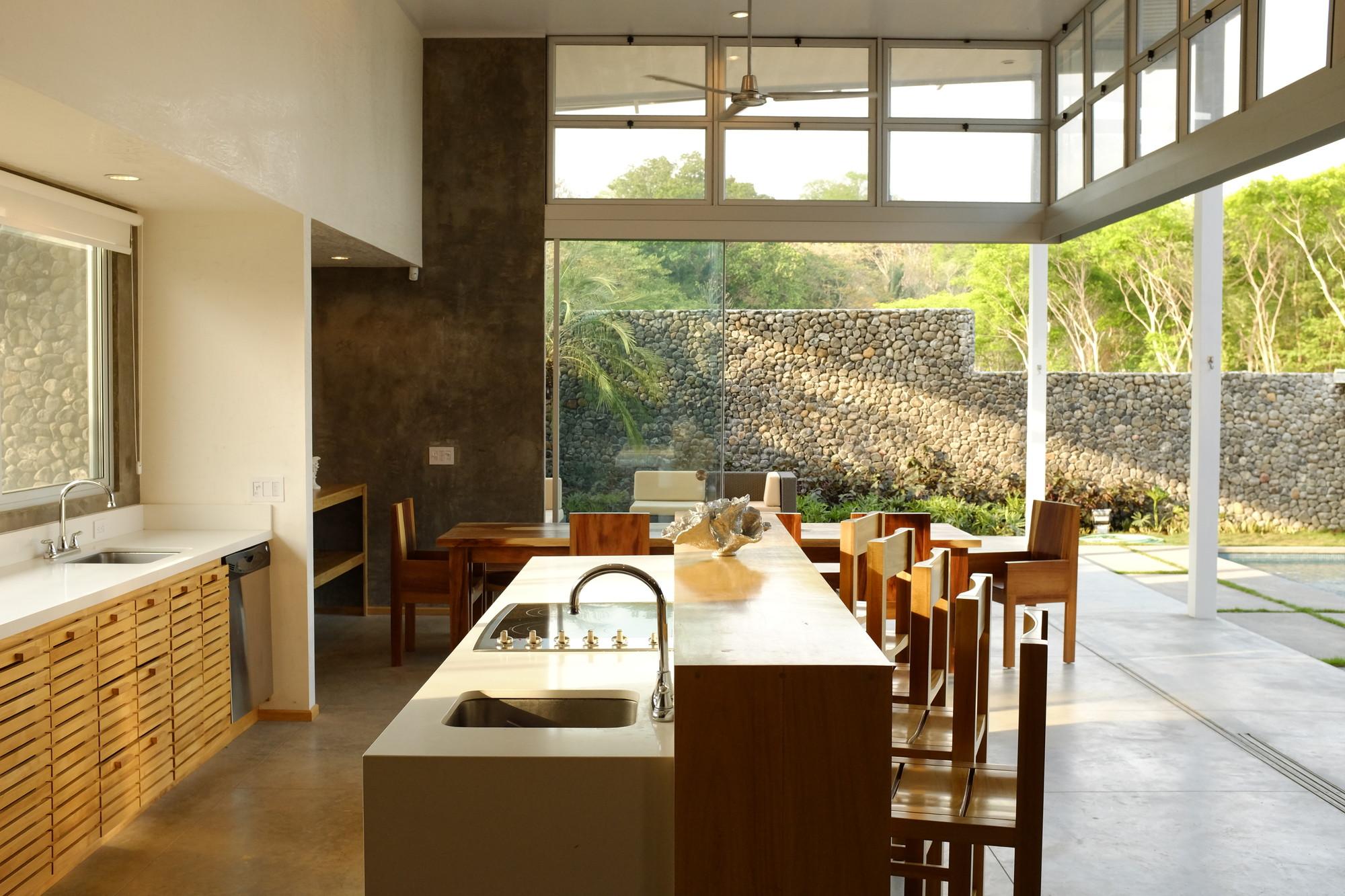 Galer a de casa jard n del mar salagnac arquitectos 6 for Casas jardin del mar