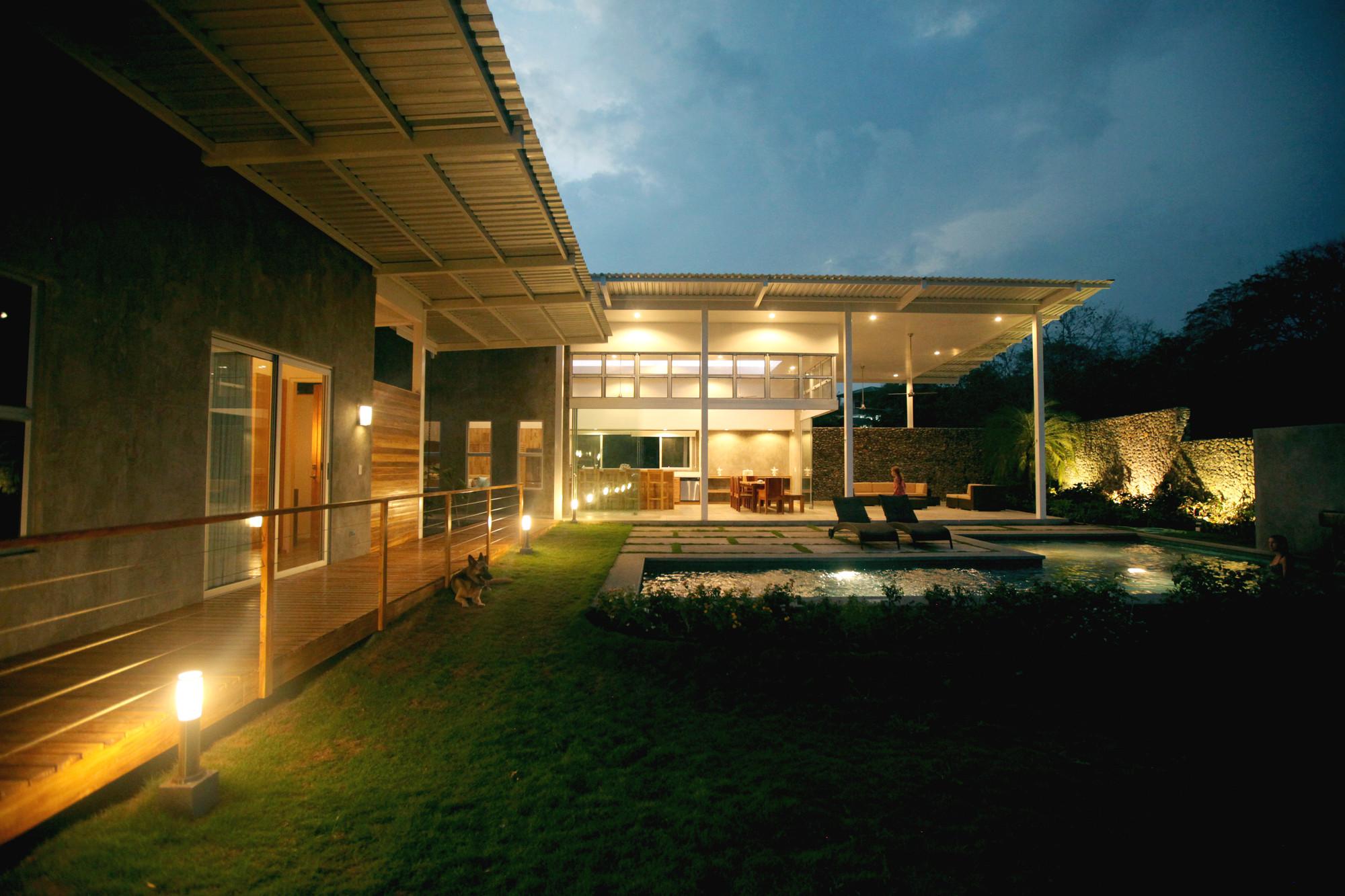 Galer a de casa jard n del mar salagnac arquitectos 4 for Casas jardin del mar