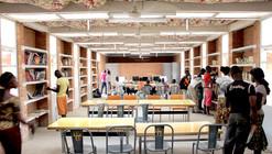 Biblioteca Katiou / Albert Faus