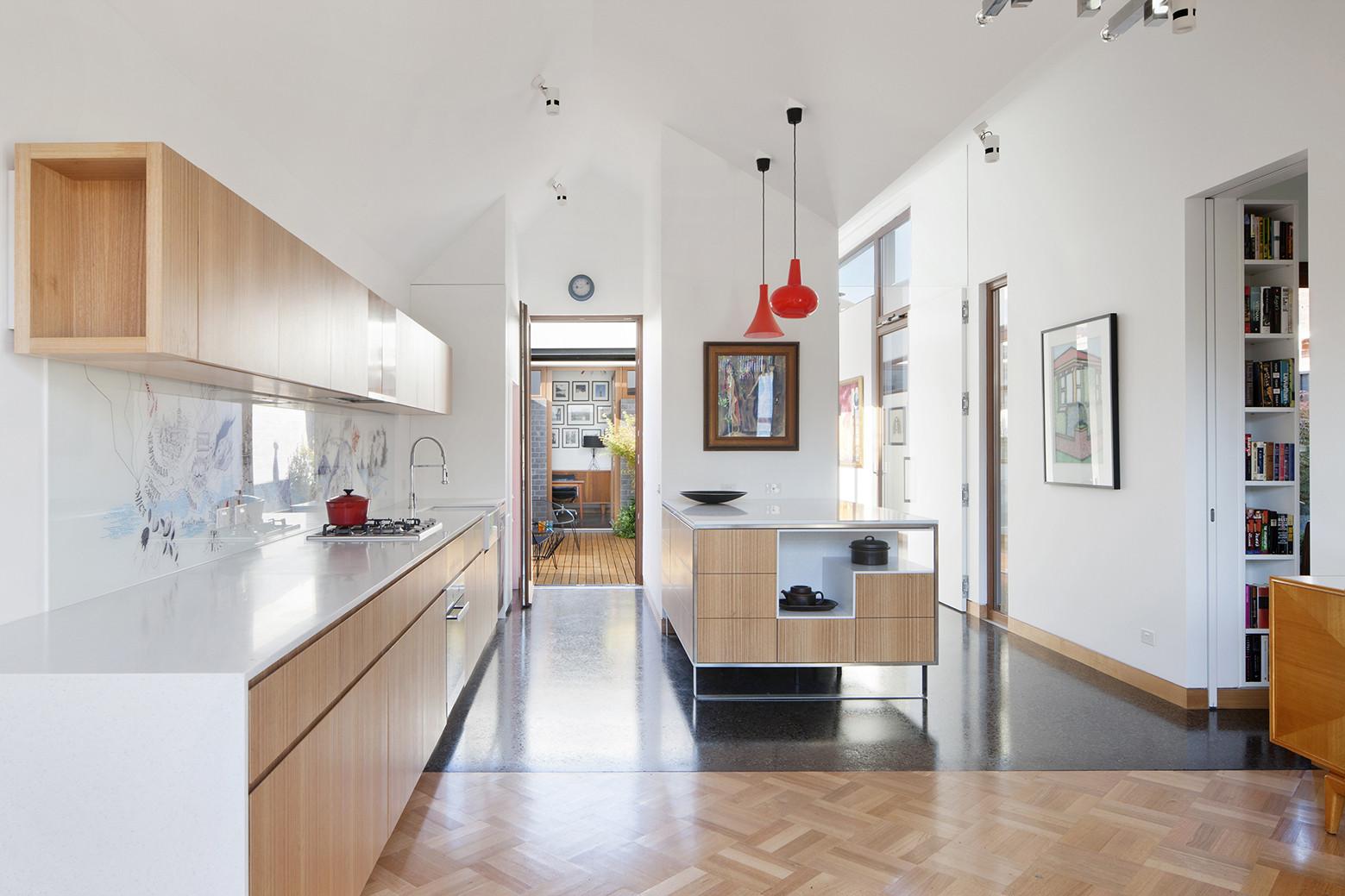 House in House / Steffen Welsch rchitects rchDaily - ^