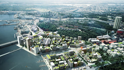 ADEPT and Mandaworks Design Masterplan for Stockholm's Royal Seaport