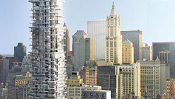 Watch Herzog & de Meuron's 56 Leonard Take Shape in New York