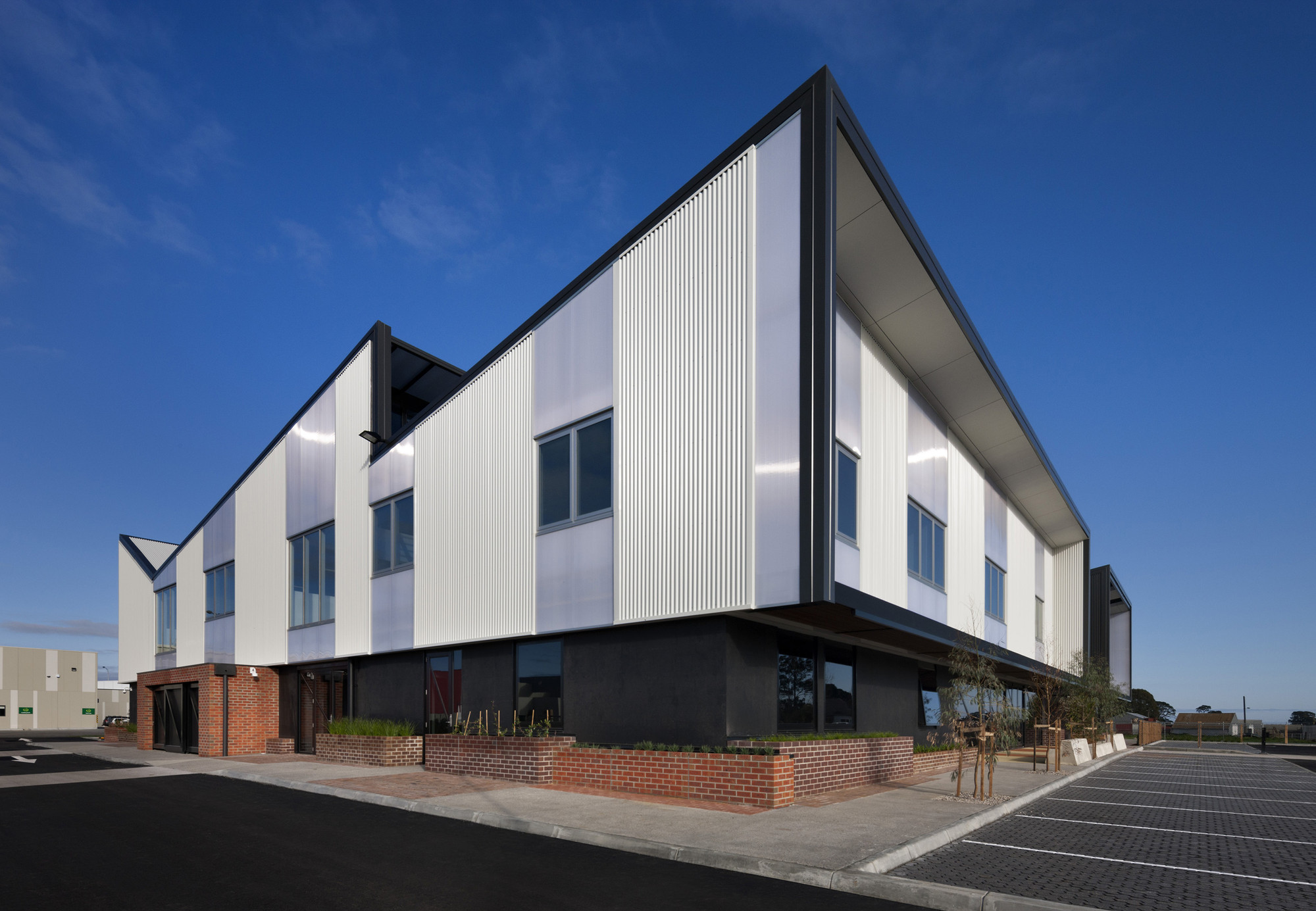 Ballarat Community Health Primary Care Centre Designinc