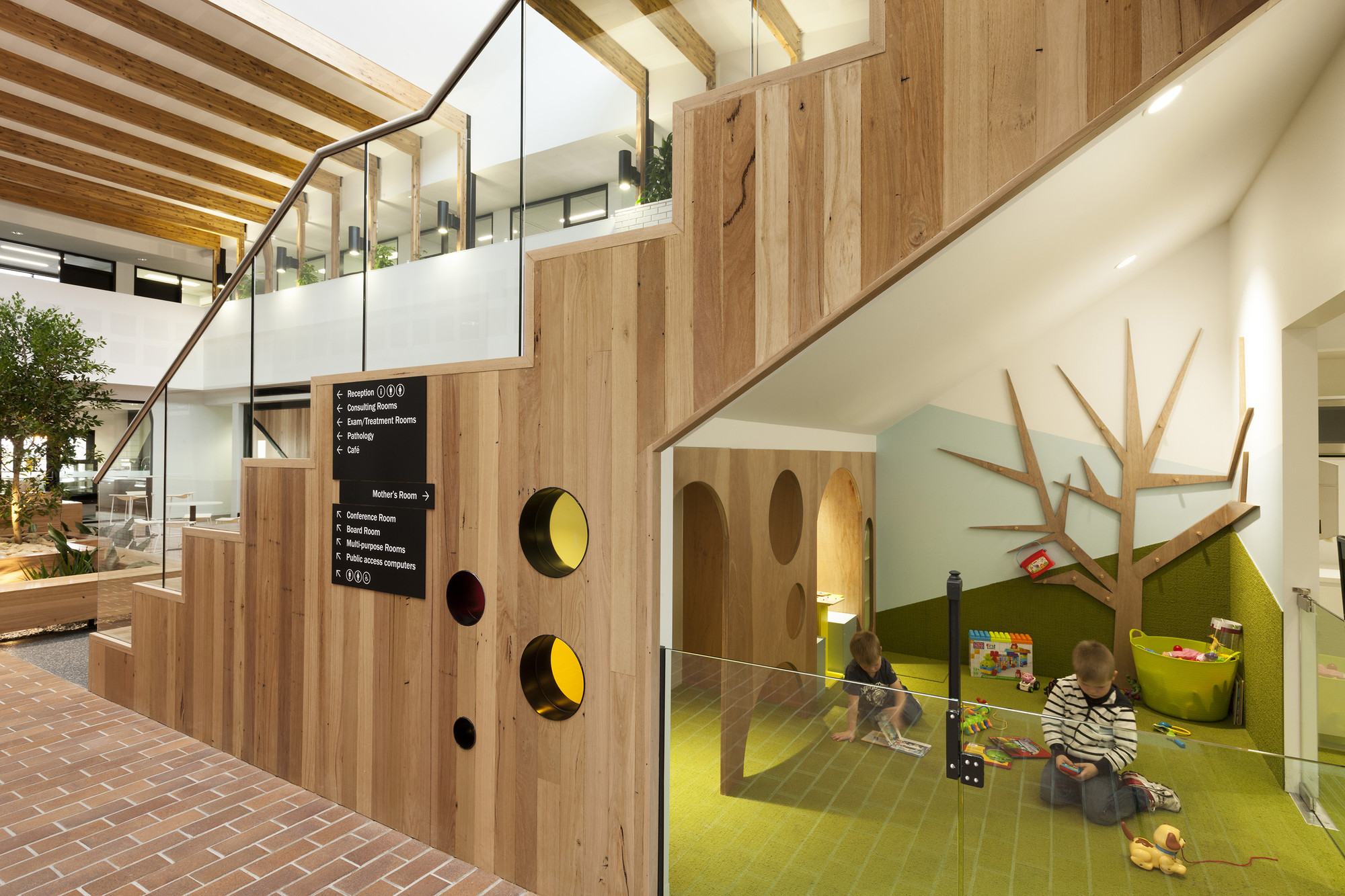 Ballarat Community Health Primary Care Centre Designinc