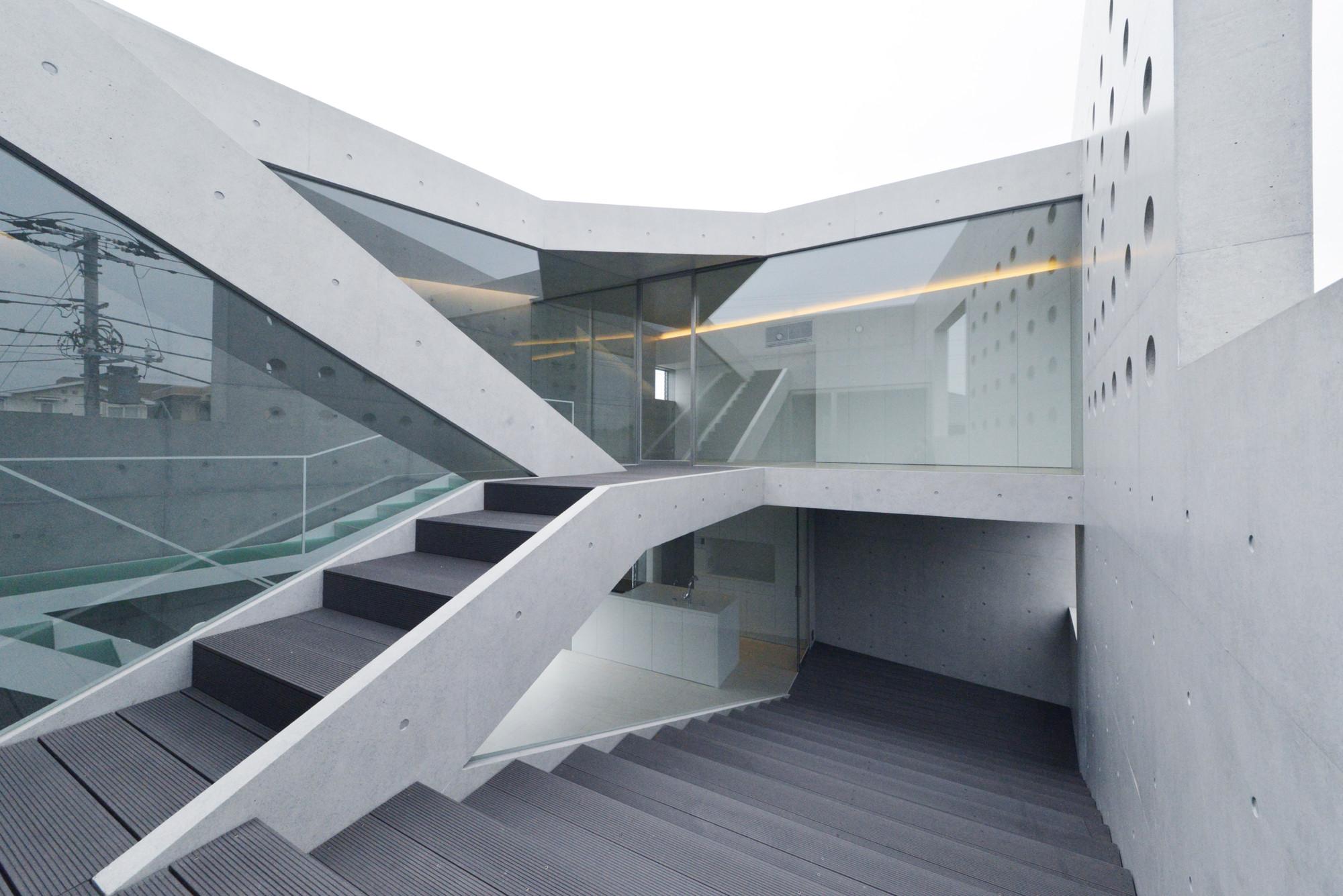 Casa en Tsudanuma / fuse-atelier, © Shigeru Fuse