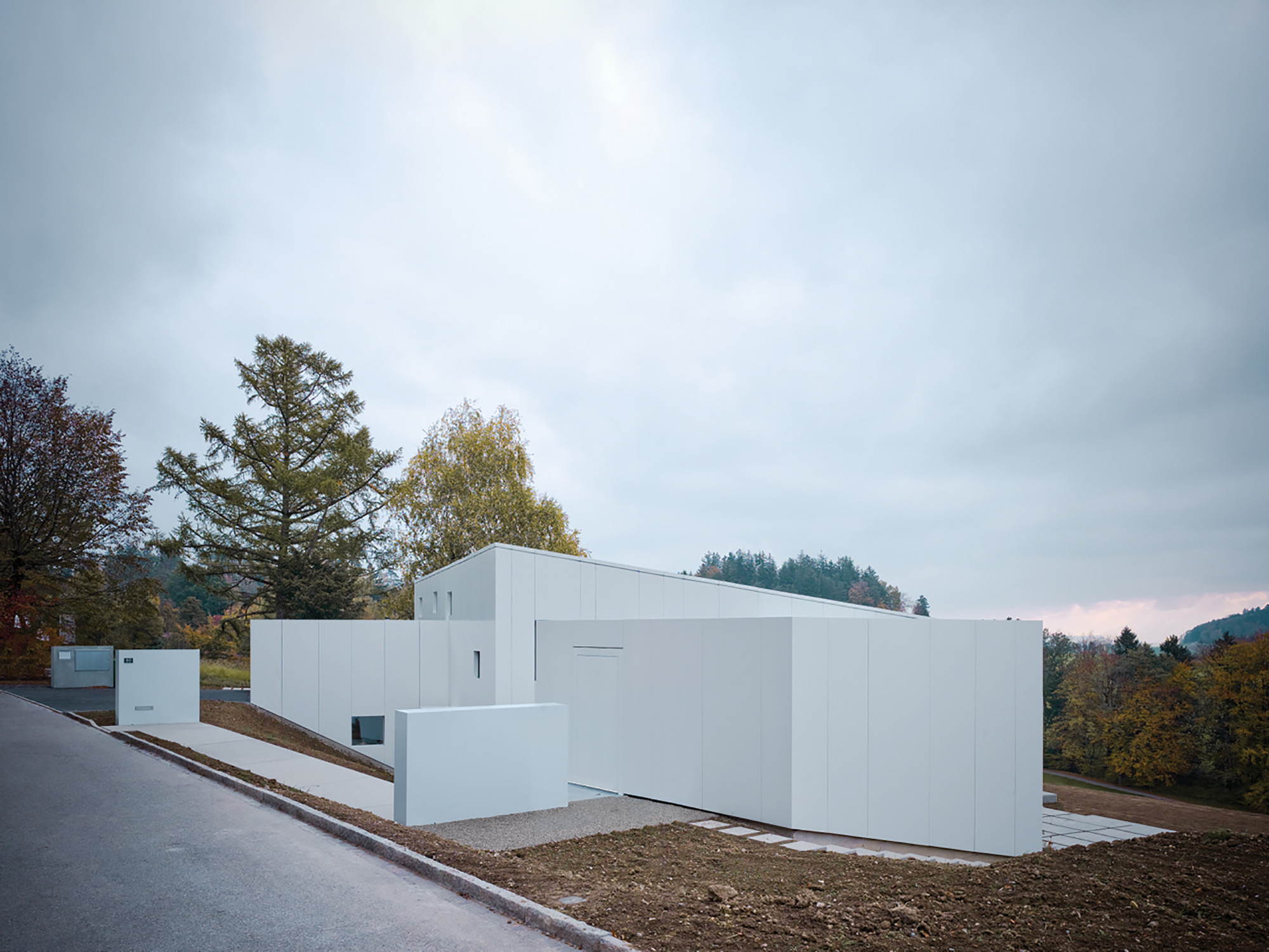 Country House / E2A, © Dominique Marc Wehrli