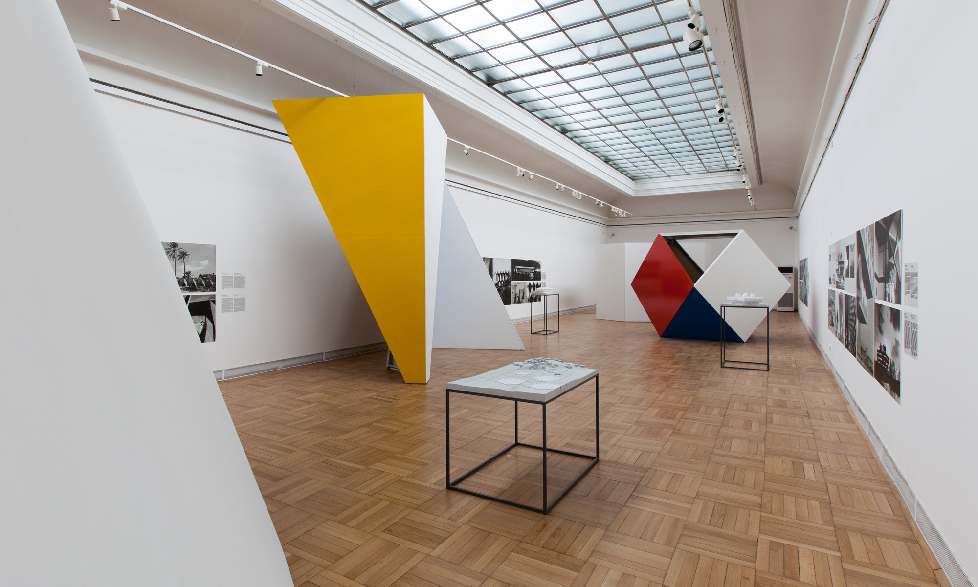 """Space Packing Architecture: The Life and Work of Alfred Neumann, """"Space Packing Architecture: The Life and Work of Alfred Neumann"""" at Gallery of Fine Art in Ostrava"""