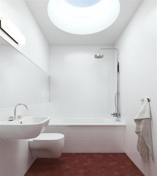 Baño. Imagen © Tham & Videgård