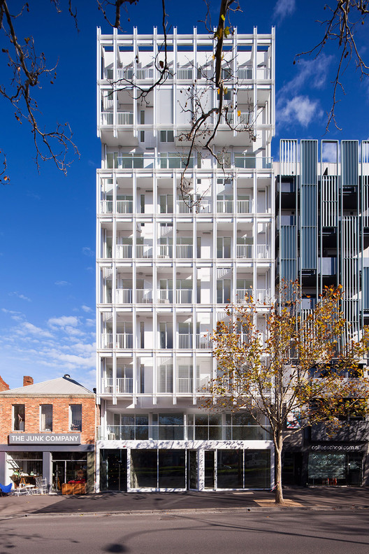 E589 Apartments / Architects EAT, © James Coombe