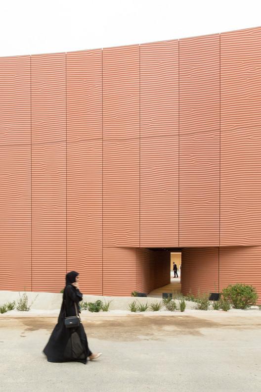 Pabellón de EAU – Expo Milán 2015 / Foster + Partners. Imagen © Laurian Ghinitoiu