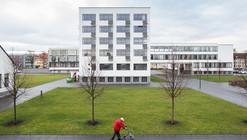 A Bauhaus Façade Study by Laurian Ghinitoiu