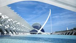"""Calatrava y Disney: la Ciudad de las Artes y Ciencias sirve de escenario en """"Tomorrowland"""""""