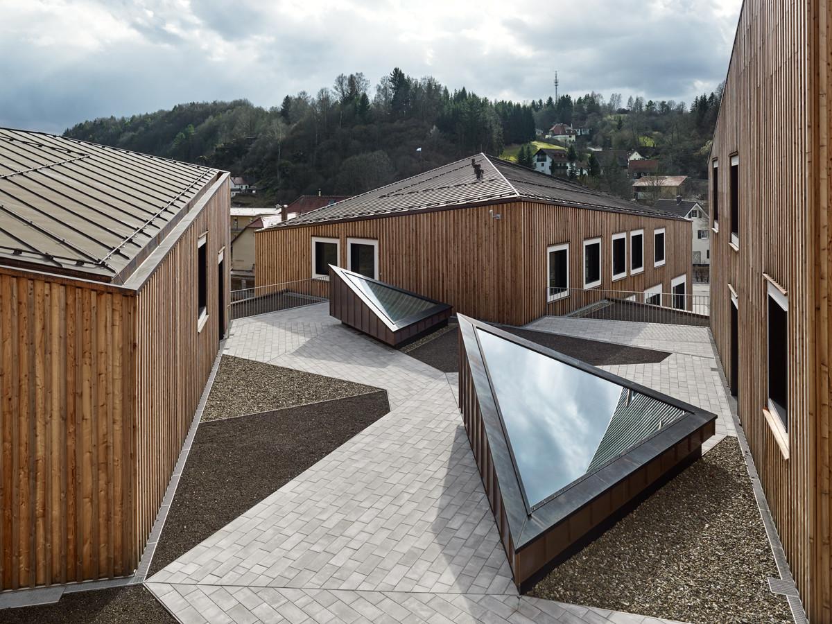 Campus de Investigación Waischenfeld de Fraunhofer / Barkow Leibinger, © Stefan Müller