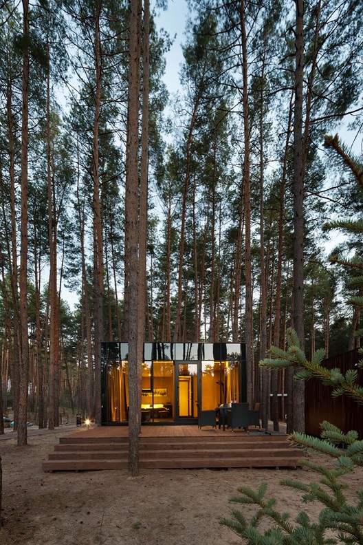 Guest Houses in Relax Park Verholy  / YOD dеsign lab, © Andrey Avdeenko