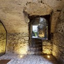 Conversion of a stone house in the Scaiano village centre. Image © Hannes Henz