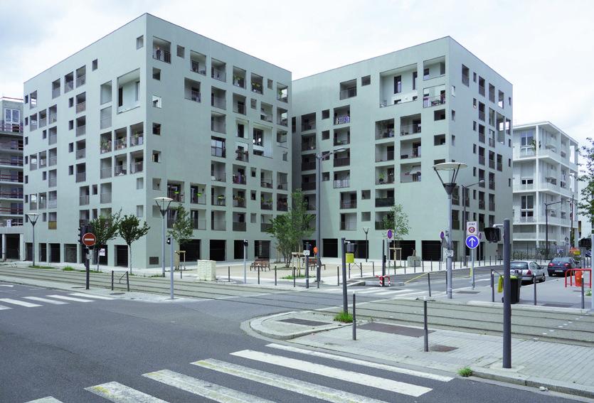 86 Apartments. Imagen via ECOLA Award