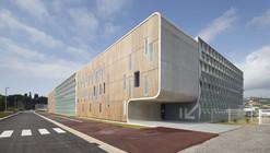 Cannes Airport / COMTE et VOLLENWEIDER Architectes