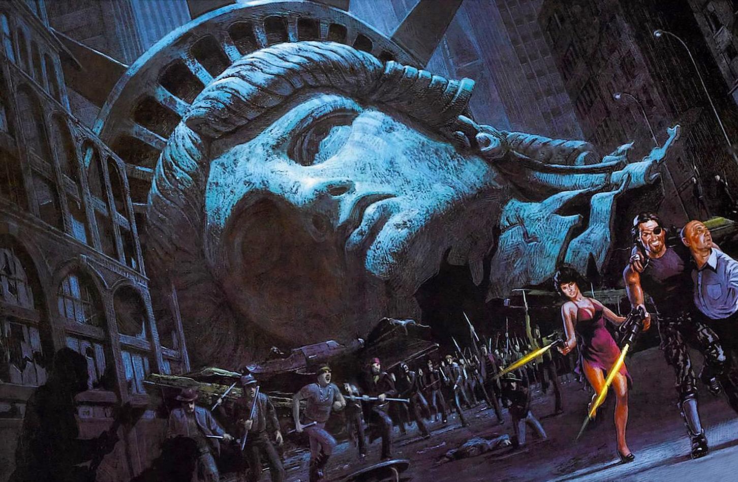 """Cine y Arquitectura: """"Escape de Nueva York"""""""