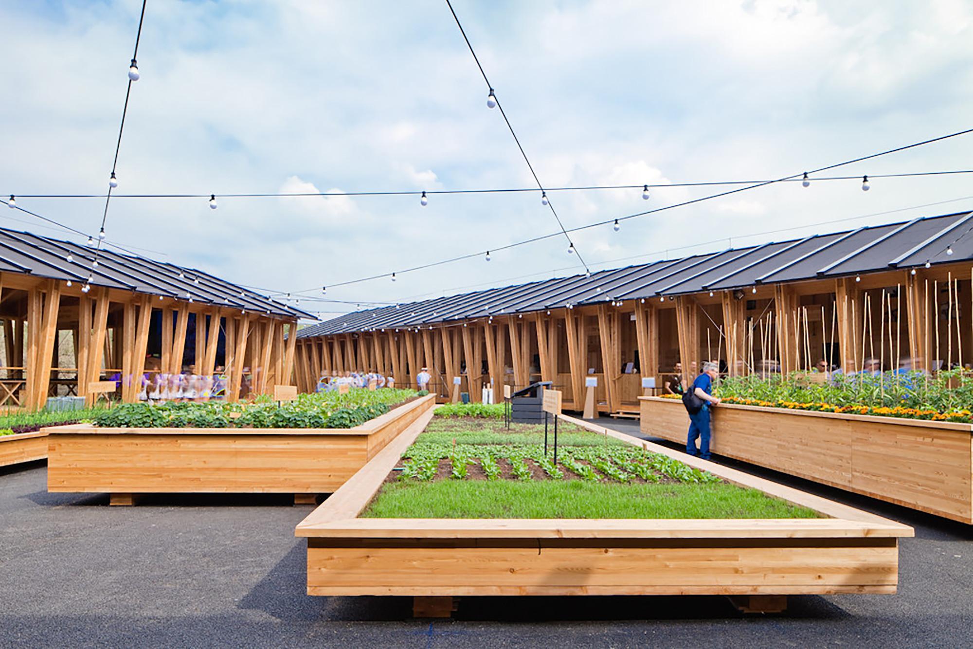 Slow Food Pavilion - Milan Expo 2015 / Herzog & de Meuron, © Marco Jetti