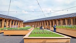 Slow Food Pavilion - Milan Expo 2015 / Herzog & de Meuron