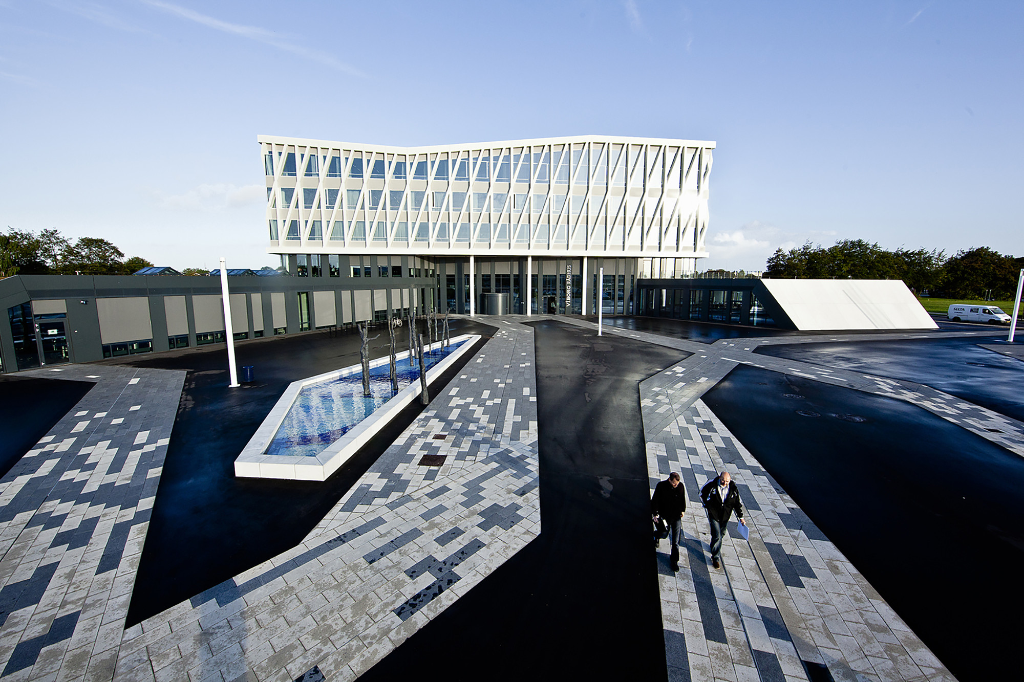 Viborg Town Hall / Henning Larsen Architects, © Thorbjørn Hansen