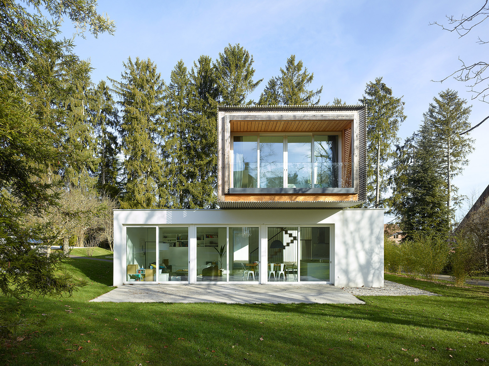 Gallery of a single family house christian von d ring 3 for A family house