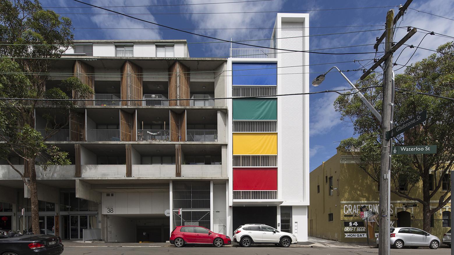 STUDIOS 54 / Hill Thalis Architecture + Urban Projects , © Brett Boardman