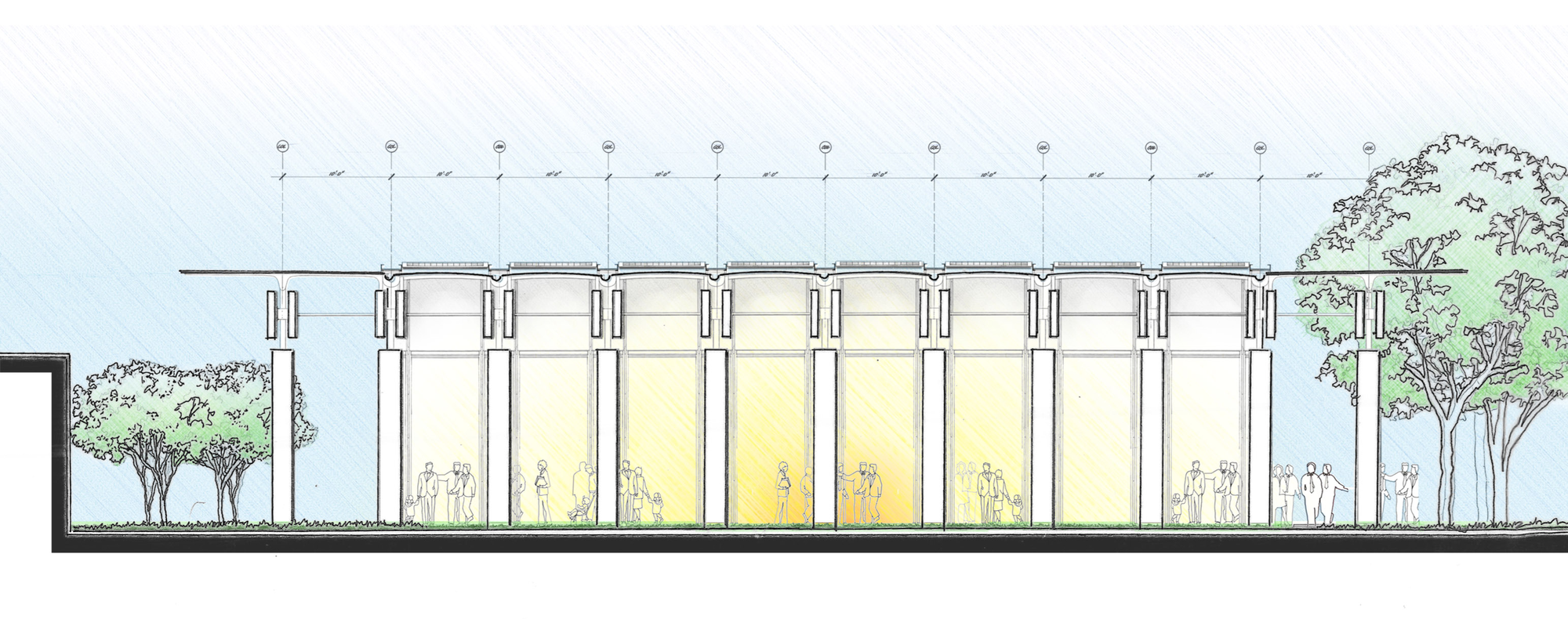 Yale University Art Gallery Floor Plan Seeming Inevitability Reconsidering Renzo Piano S