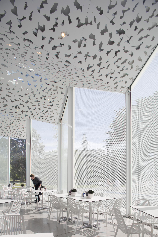 25 of new zealands best buildings receive 2015 canterbury awards christchurch botanic gardens visitors centre