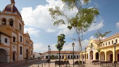 Proyecto urbano en Colombia: revitalización de la Albarrada de Mompox