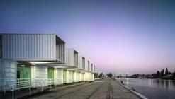 Proyecto de Iluminación: Terminal de Cruceros del Puerto de Sevilla / LAMP