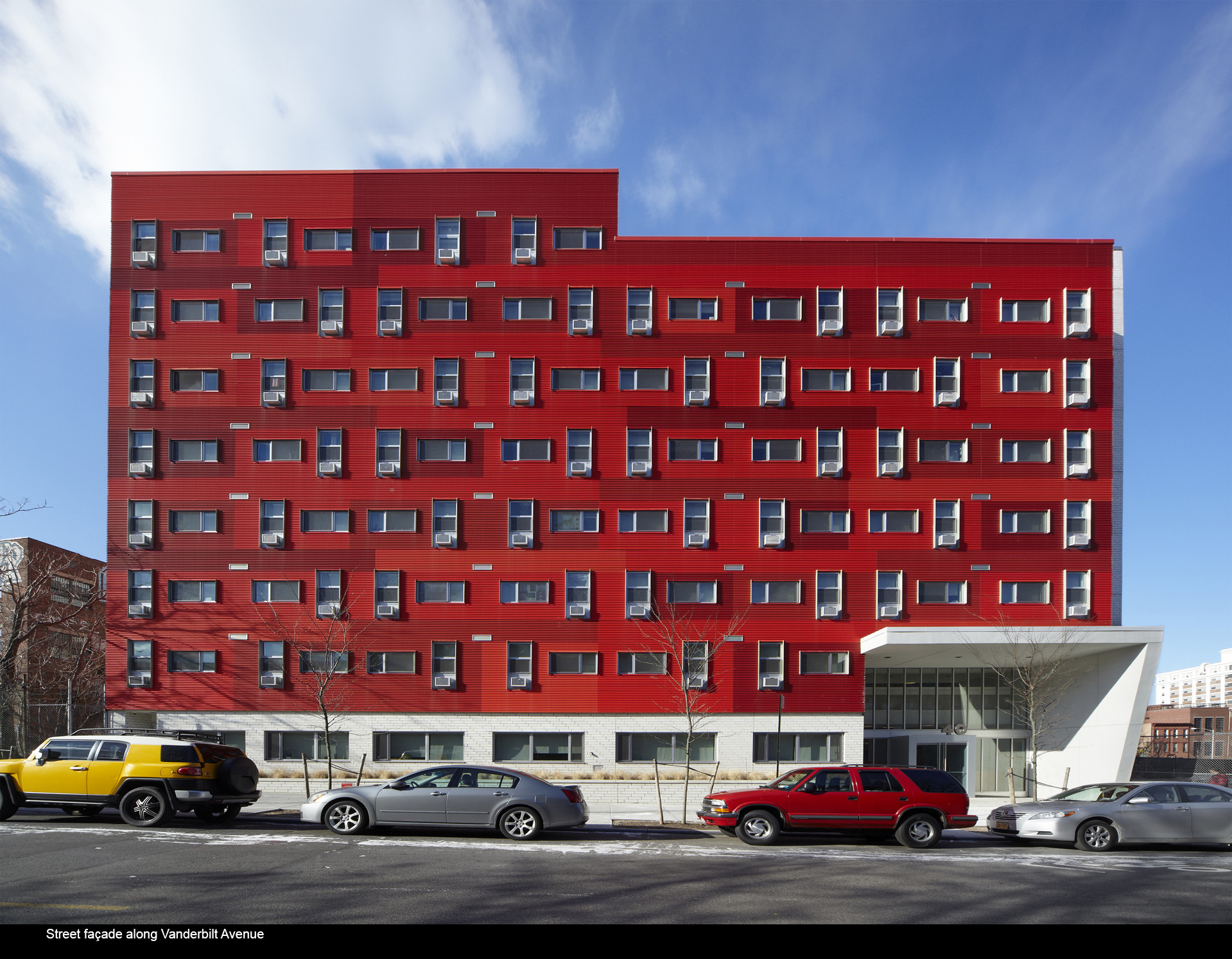 Navy Green Supportive Housing / Architecture in Formation © Tom Powel Imaging