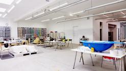 Inside studioMET's Studio for LEGO Artist Sean Kenney