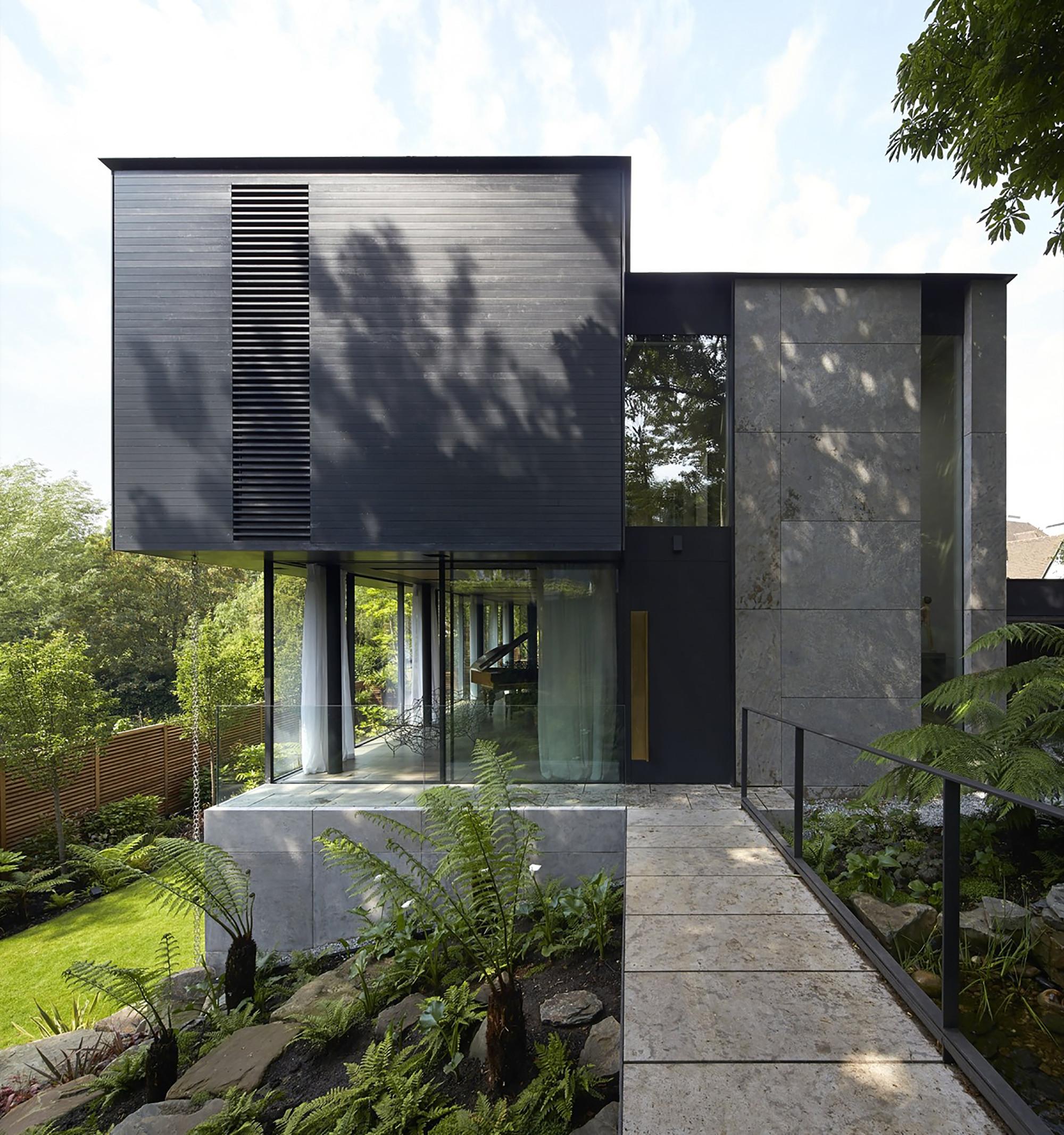Casa en el Parque Fitzroy / Stanton Williams, © Hufton+Crow