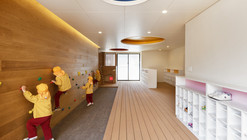 C.O Kindergarten and Nursery / HIBINOSEKKEI + Youji no Shiro
