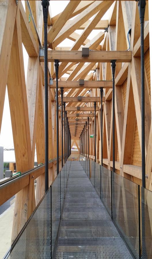 Materiales: madera laminada y su aplicación en la arquitectura, Cortesía de Arauco