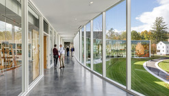Kennedy Center for Theatre and the Studio Arts / Machado and Silvetti Associates