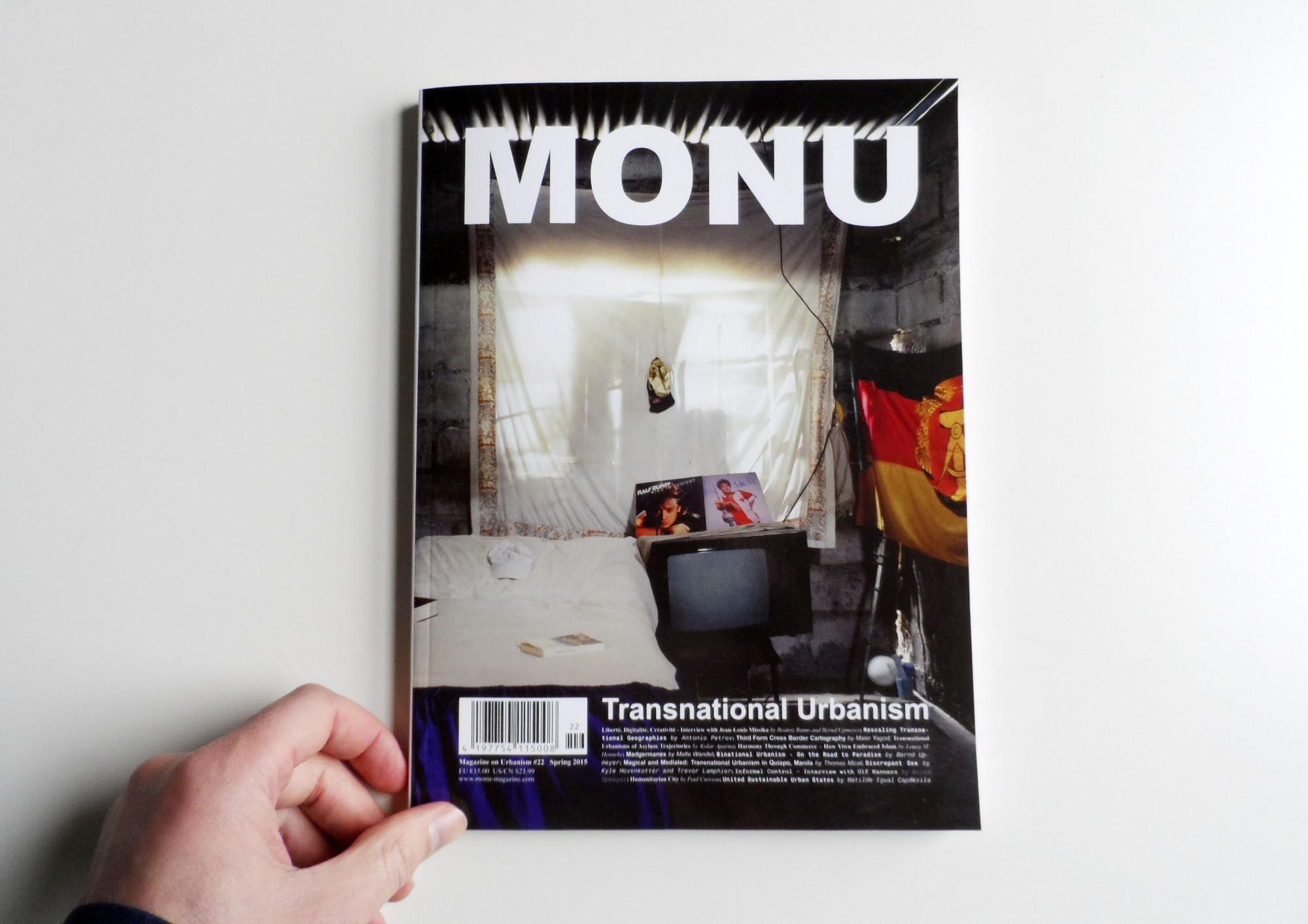 Courtesy of MONU Magazine