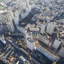 Aerial view of Ivry Choisy. Image © City of Paris