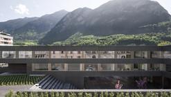 School in Saint-Maurice / Graeme Mann & Patricia Capua Mann