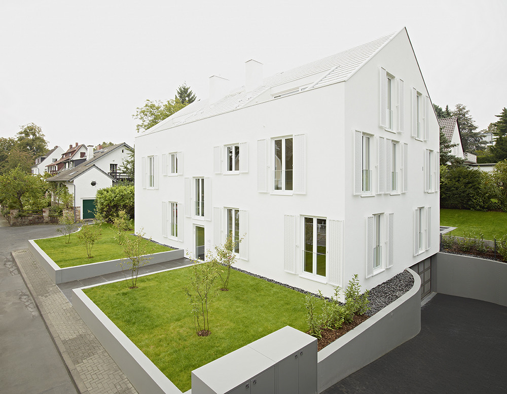 Edificio Residencial en Heiligenstock / CHRIST.CHRIST. , © Thomas Herrmann