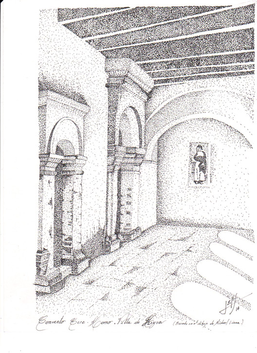Convento Ecce Homo, Villa de Leiva. Image © Jorge Eduardo Fernández Saavedra