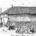 Vivienda en Sierra Nevada del Cocuy. Image © Jorge Eduardo Fernández Saavedra