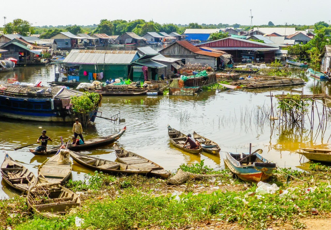 Cambodia 2015: Open Competition Seeks Proposals for Floating Structures on Tonle Sap Lake, Courtesy of Eleven-Magazine