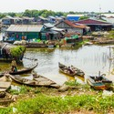 Cambodia 2015: Open Competition Seeks Proposals for Floating Structures on Tonle Sap Lake Courtesy of Eleven-Magazine