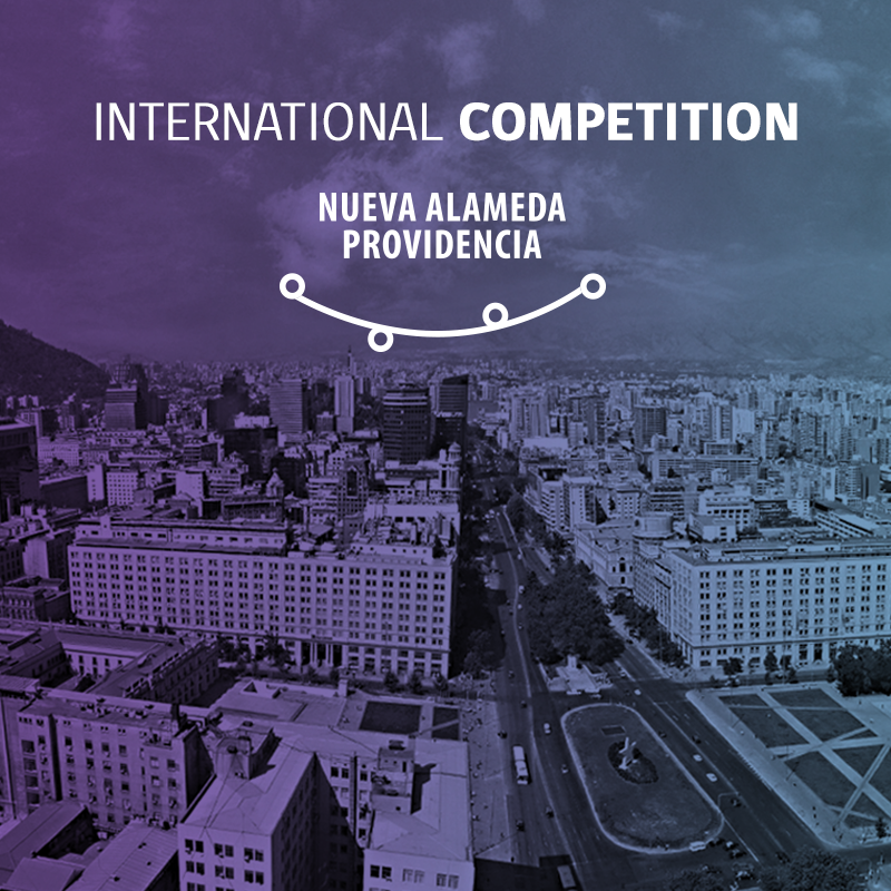 "Open Call: Santiago Launches International Competition for ""Nueva Alameda Providencia"""