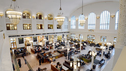 The Crawford Hotel – Denver Union Station / Tryba Architects + JG Johnson Architects