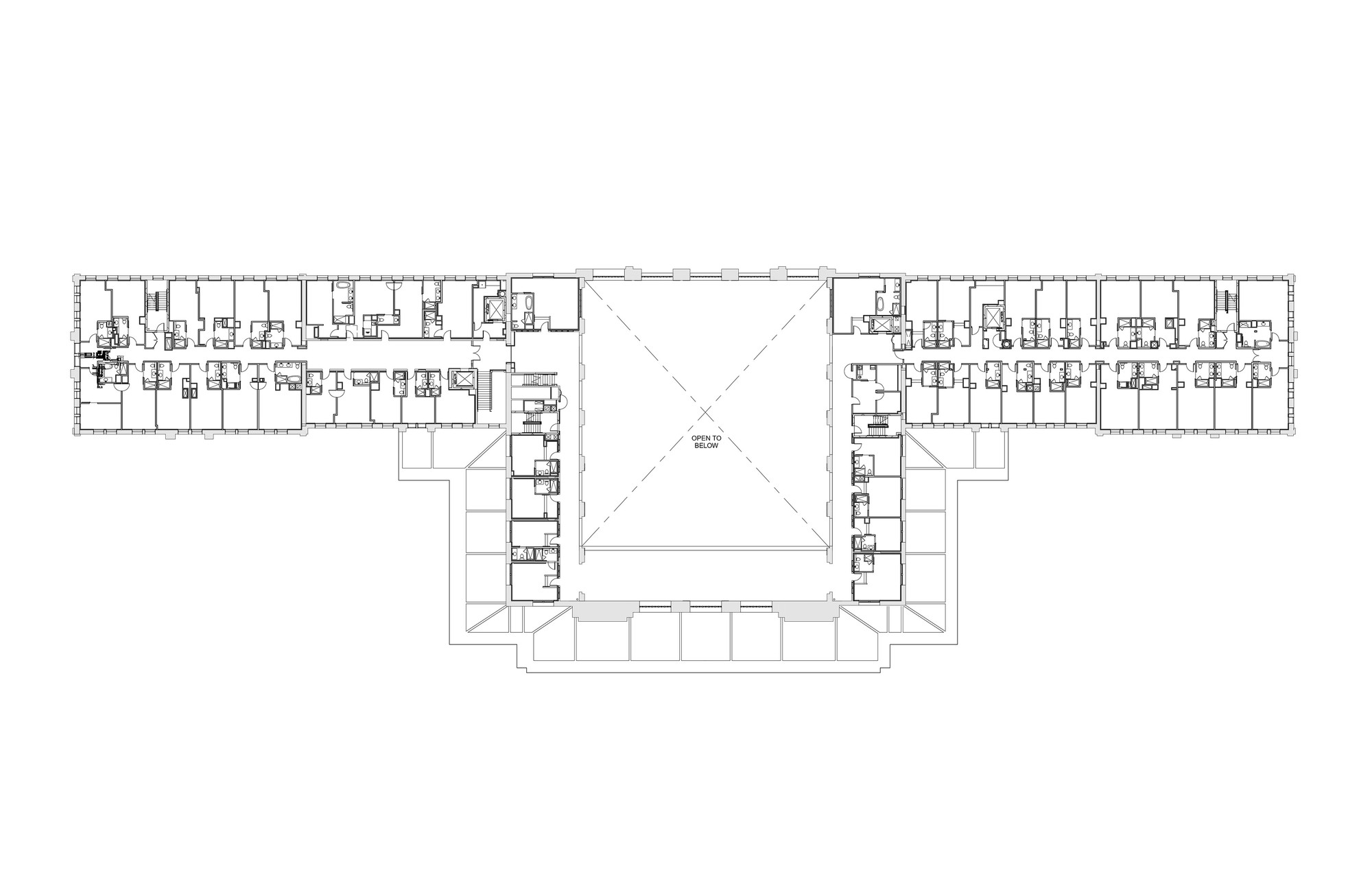 gallery of the crawford hotel denver union station tryba floor plan
