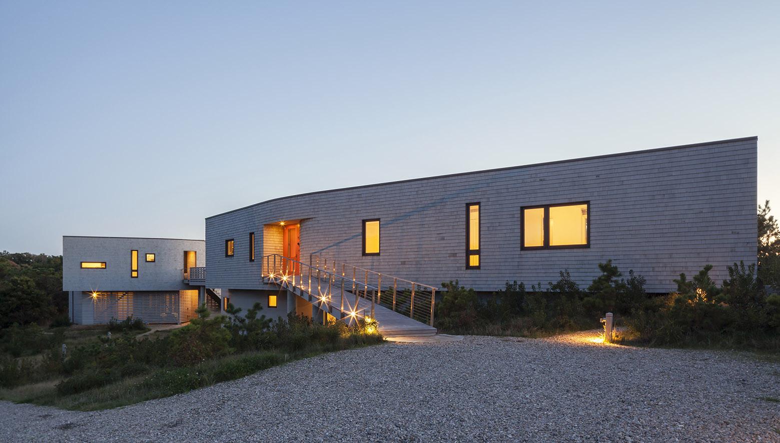 Casa en las dunas / Ruhl Walker Architects, © Jane Messinger